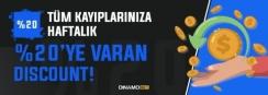 Dinamobet Kayıp Bonusu